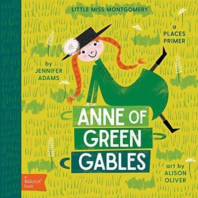 Anne of Green Gables: A Places Primer featured on Busy Nest News