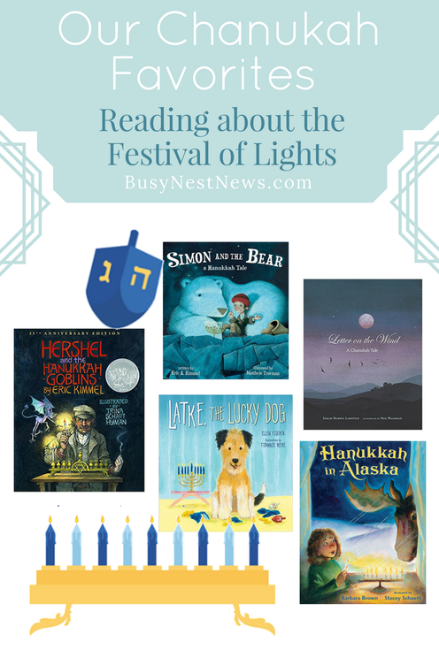 Chanukah Favorites - BusyNestNews.com