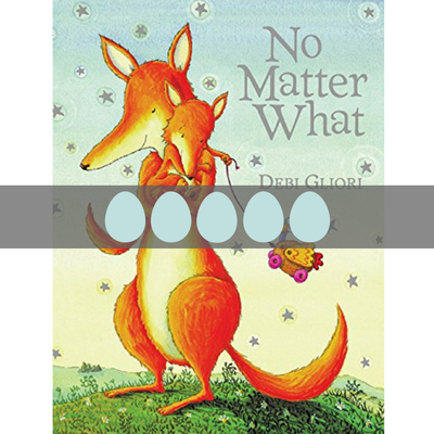 No Matter What, by Debi Gliori on BusyNestNews.com
