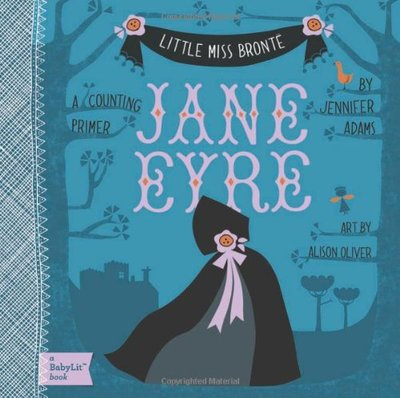 Jane Eyre: A Counting Primer featured on Busy Nest News