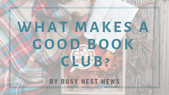 What's in a book club?