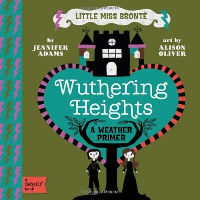 Wuthering Heights: A Weather Primer featured on Busy Nest News